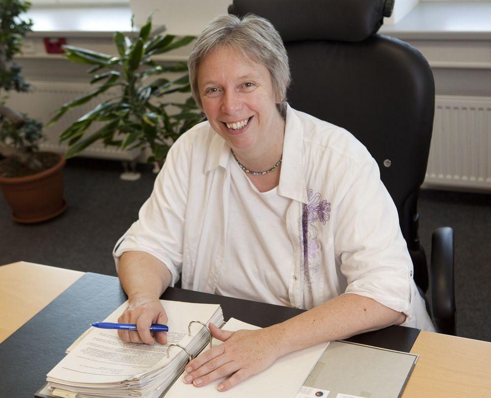 Schuldezernentin Dr. Christiane Schmahl