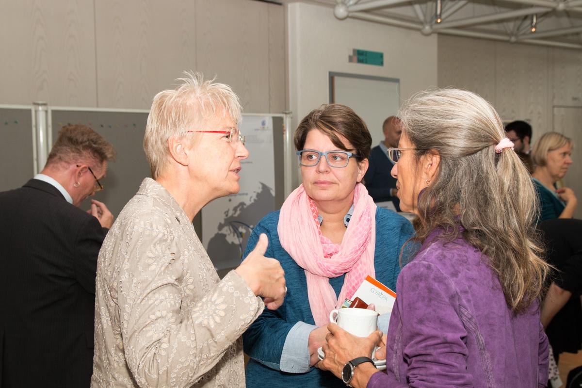 Gerda Weigel Greilich im Gespräch