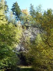 Naturdenkmal Steinbruch Reitzensteiner Wald, Gemarkung Wißmar